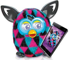 اسباب بازی های رباتیک Furby boom
